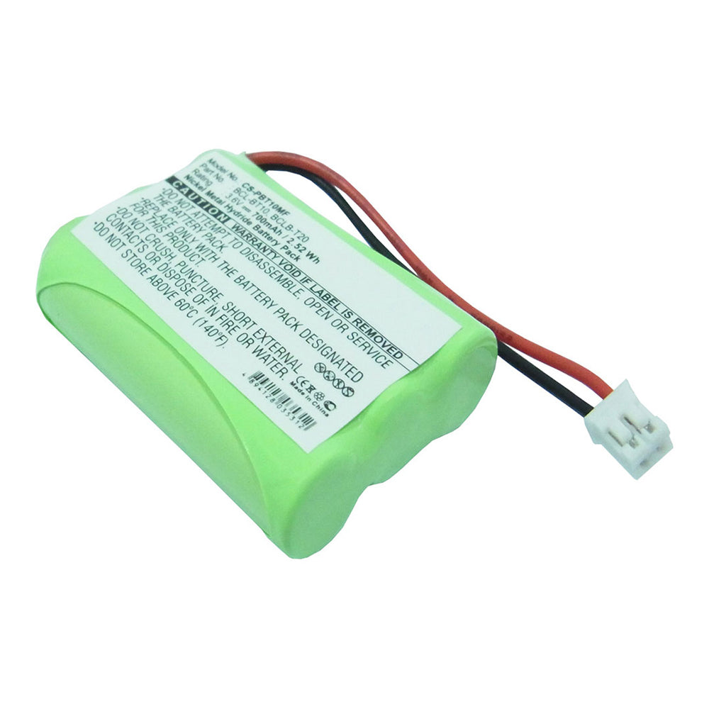 Stryka battery for Brother MFC-2580c Fax 3.6V 700mAh NiMH