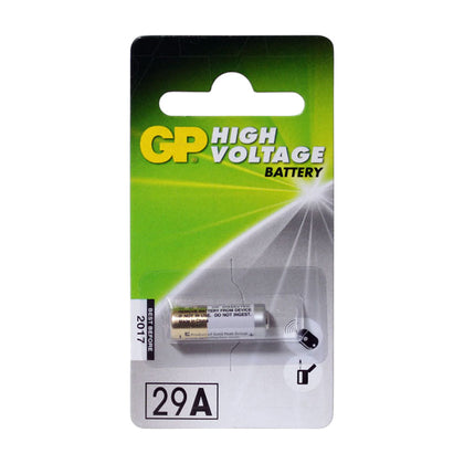 GP29A 9V 18mAh Alklaine Battery