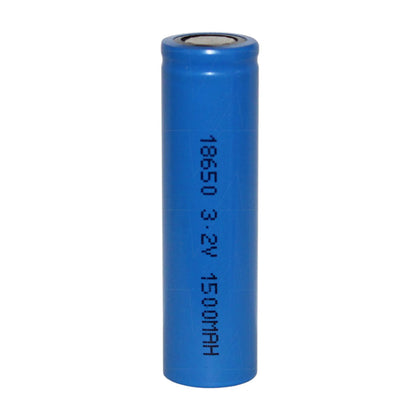 3.2V 18650 size 1.5Ah cylindrical LiFePO4 High Energy Cell