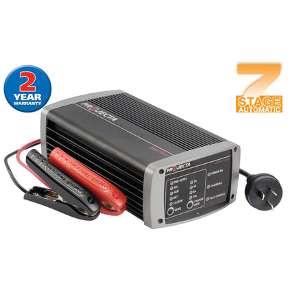 INTELLI-CHARGE 12V 10A Battery Charger