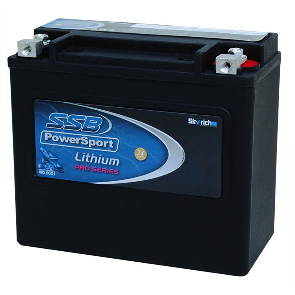 L-HVT-1 Ultra High Performance Lithium Ion Phosphate Race Car Battery