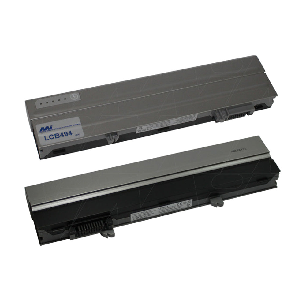 11.1V 58Wh - 5200mAh LiIon Laptop battery suit. for Dell