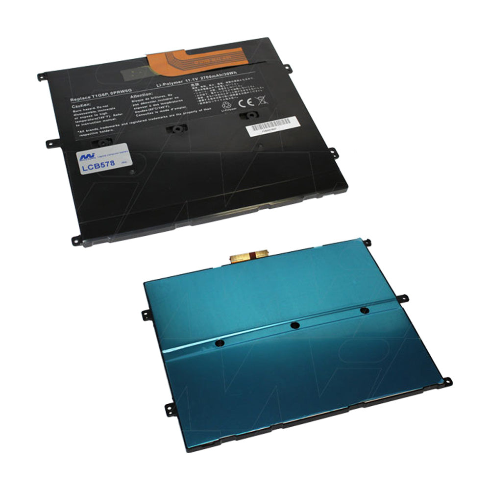 11.1V 30Wh - 2700mAh LiIon Laptop Battery suit. For Dell