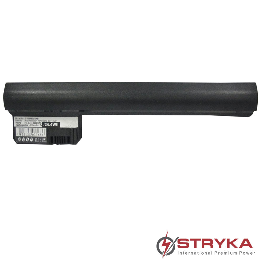 Stryka Battery to suit HP Mini 210 10.8V 2200mAh Li-ion
