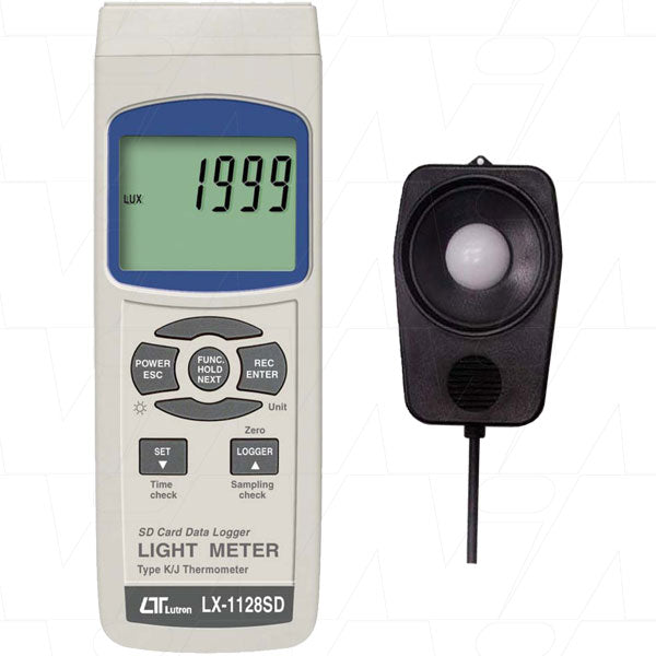 Light Meter, SD Card, Real LX1128SD