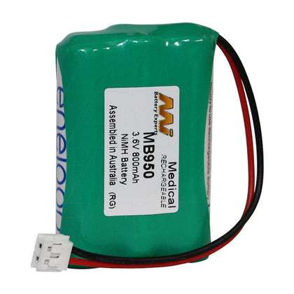 3.6V 800mAh NiMH Baby Monitor battery suit. for Oricom