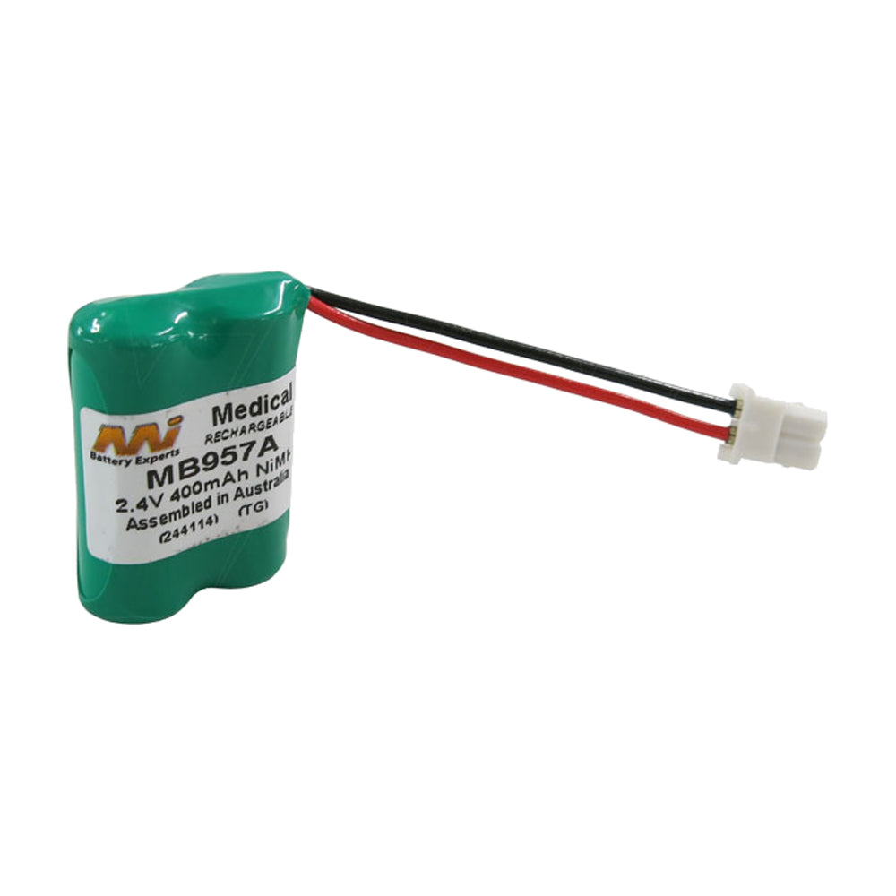 2.4V 400mAh NiMH Baby Monitor battery