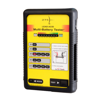 Lead Acid Multi-Battery Tester 2V-12V to test Ah