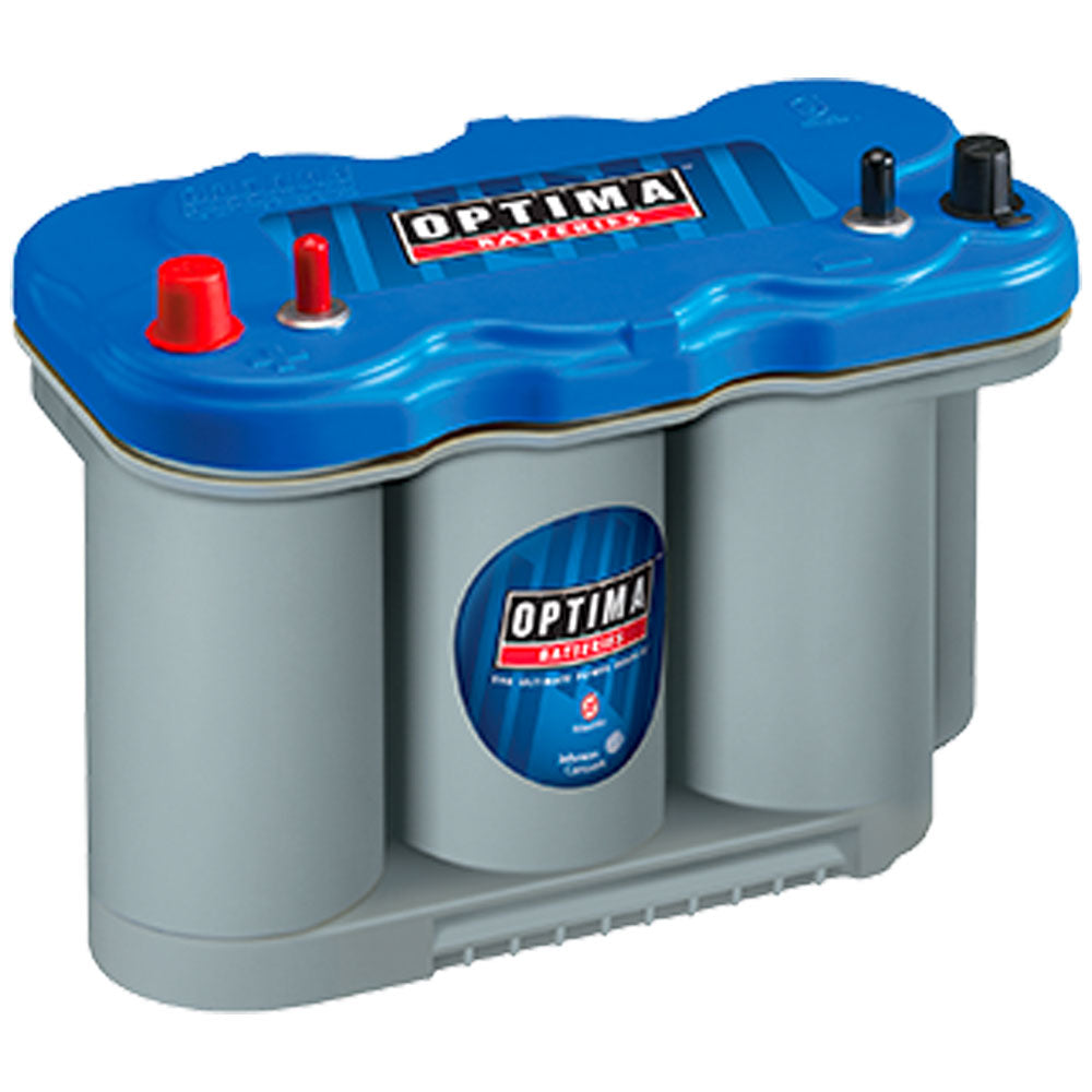 OPTIMA BLUE TOP GROUP 27 MARINE-DEEP CYCLE BATTERY