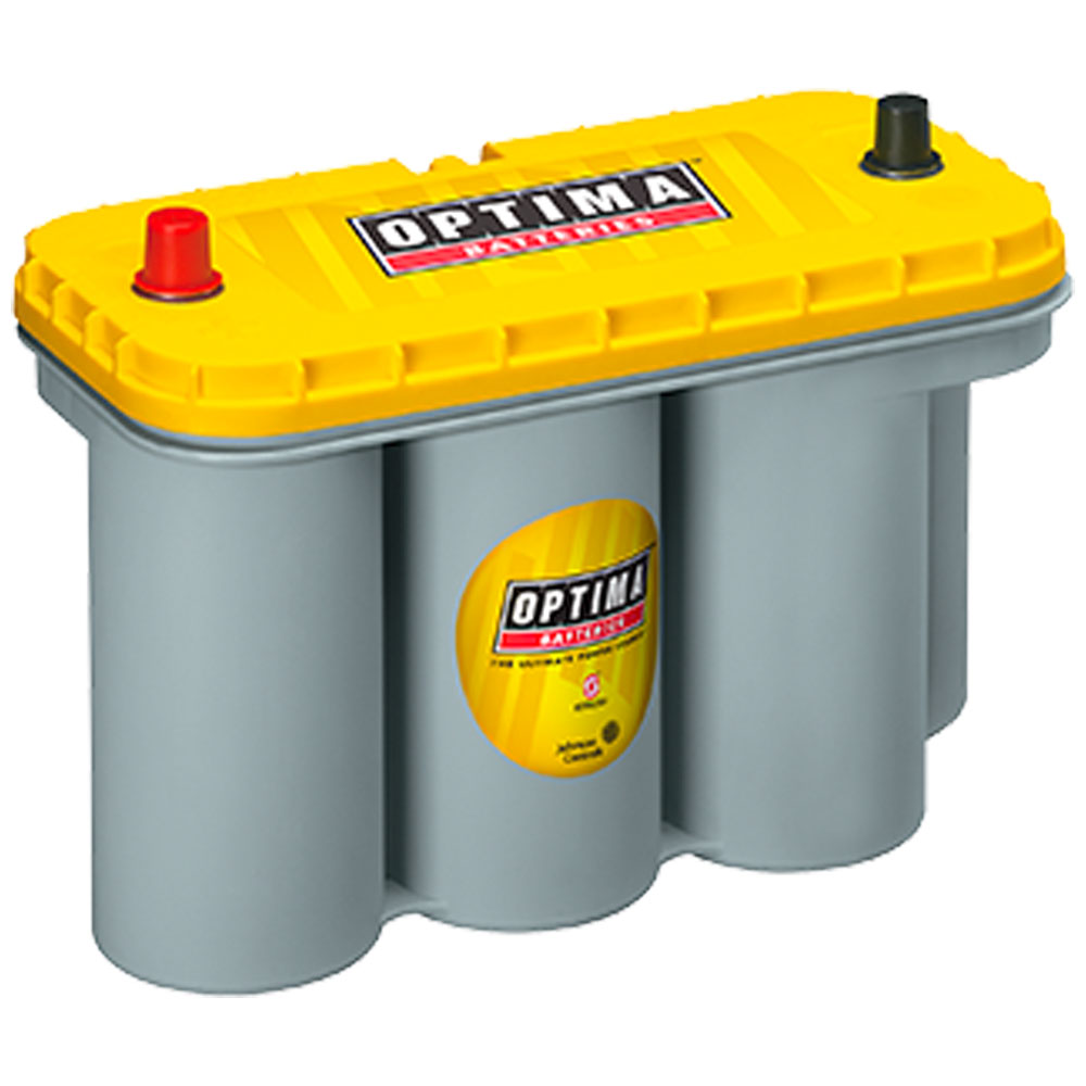 OPTIMA YELLOW TOP GROUP 31 DEEP CYCLE DUEL PURPOSE BATTERY