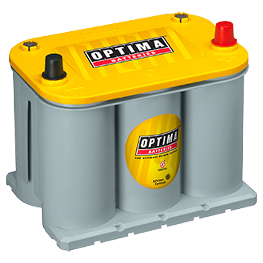 OPTIMA YELLOW TOP GROUP 35 DEEP CYCLE DUEL PURPOSE BATTERY