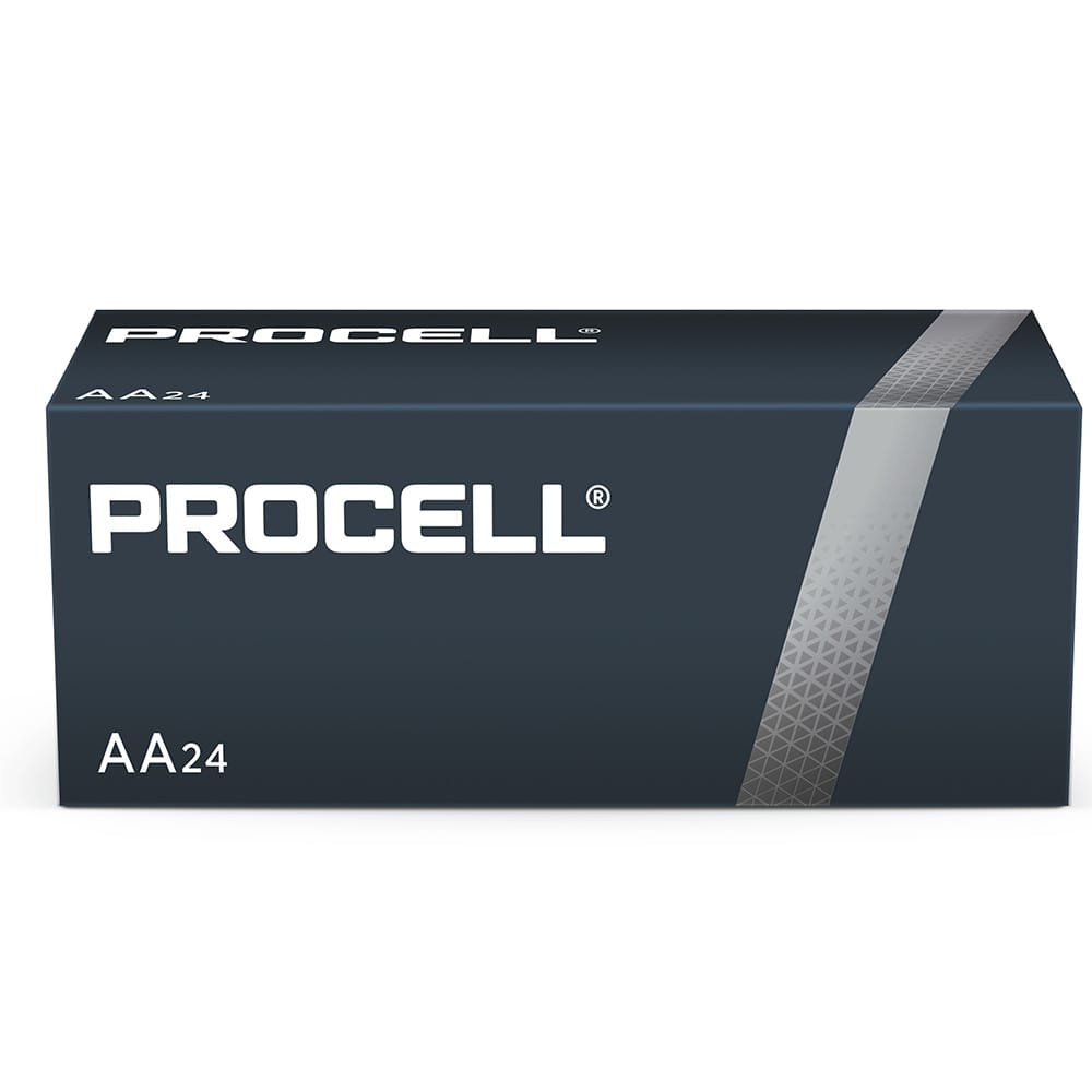 Duracell Procell Industrial AA 1.5V PC1500 Bulk Box of 24