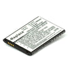 LG Optimus Black 3.7V 1500mAh Li-ion