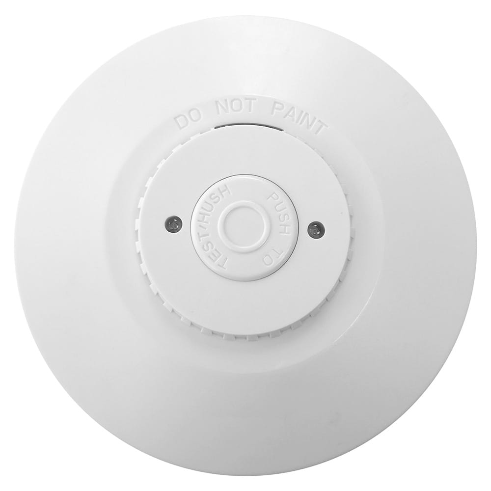 R240RC 240V Smoke Alarm With Rechargeable Battery