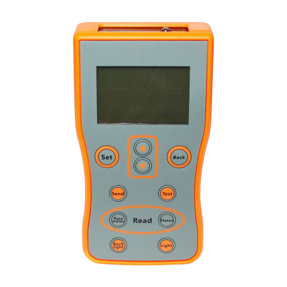 Solar Remote Controller for Set, Send, Test, Light Status for SMR series