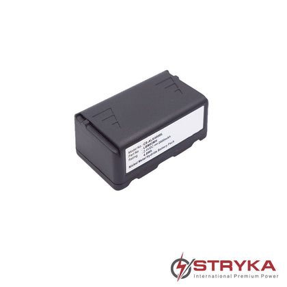 Stryka Battery to suit AUTEC LBM02MH 2.4V 2000mAh NiMH