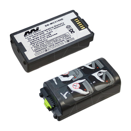 3.7V 5000mAh LiIon Scanner extended battery