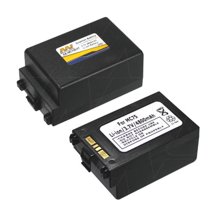 3.7V 4800mAh LiIon Scanner battery