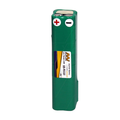9.6V 730mAh NiMH Scanner battery