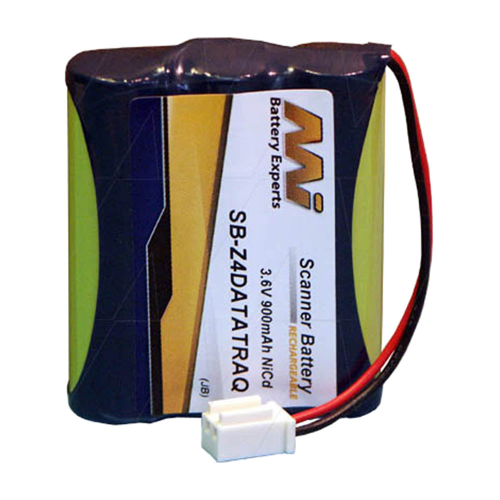 3.6V 900mAh NiCd Portable Printer battery suit. for ASP