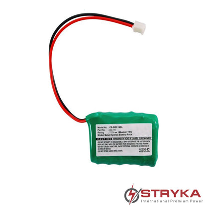 Stryka Battery to suit SPORTDOG FT-100 7.2V 150mAh NiMH