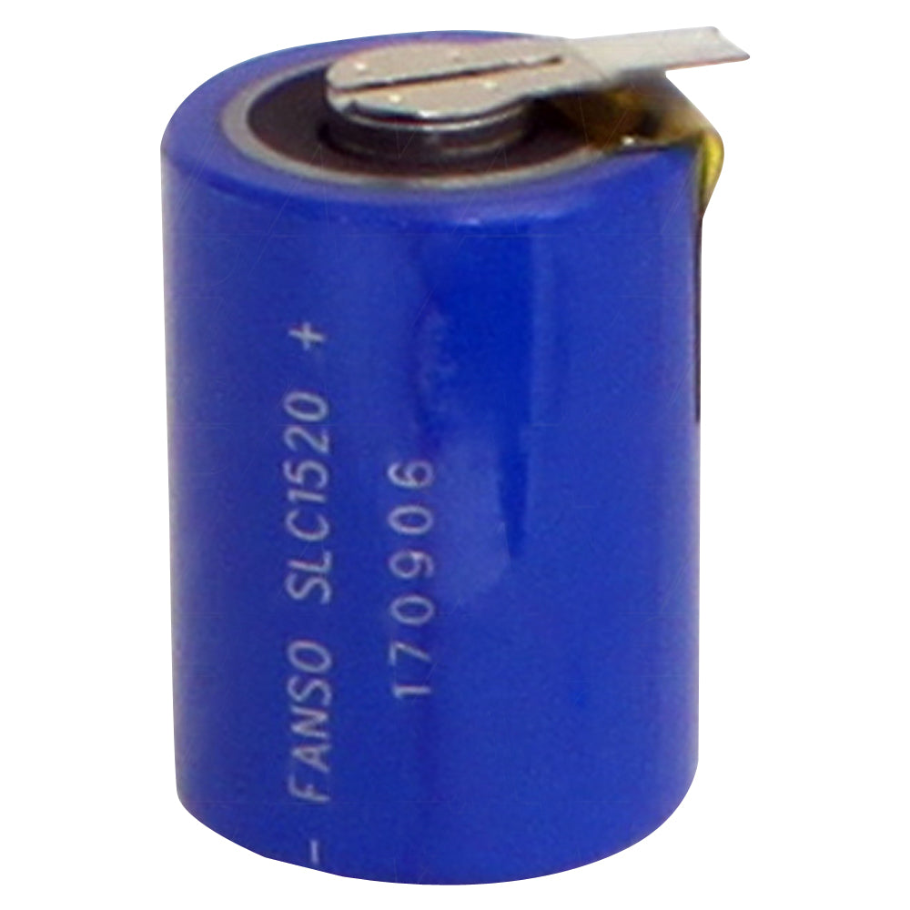 3.65-3.95V 140mAh (2000mA max. Pulse) to 2.5V Super Cap.