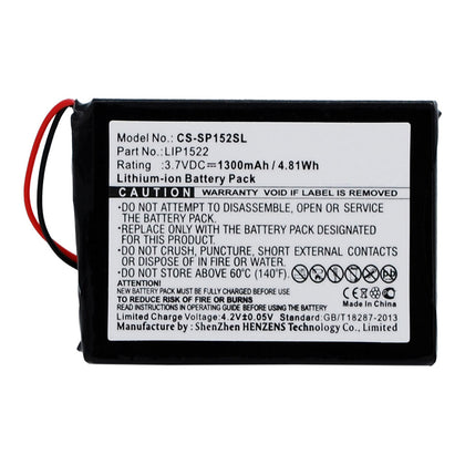 Stryka Battery to suit SONY PS4 Controller 3.7V 1300mAh Li-ion
