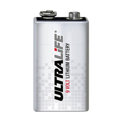 Ultralife 9V Lithium Battery Bulk (Each)