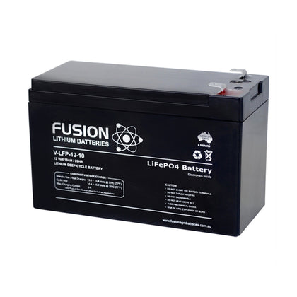 V-LFP-12-10 Lithium Ion Phosphate Deep-Cycle Battery