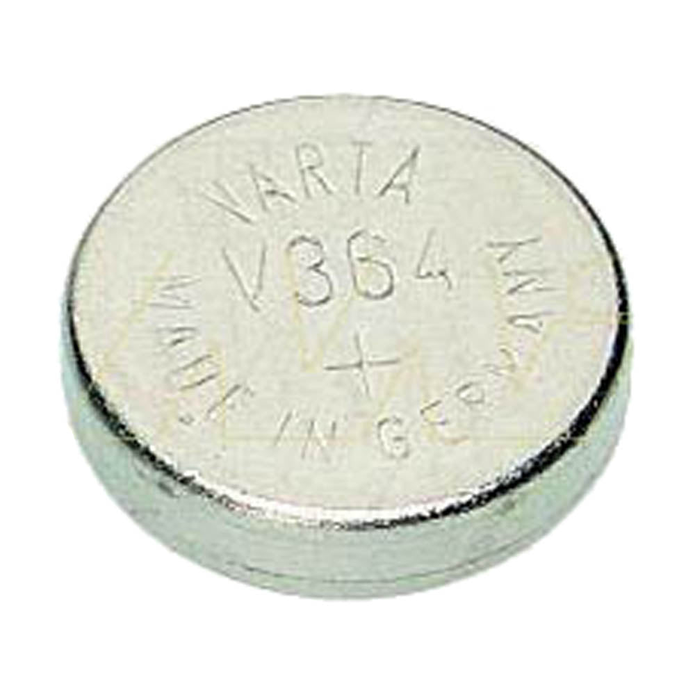 VARTA 1.55V 20mAh Silver Oxide Watch Battery (SR621SW)