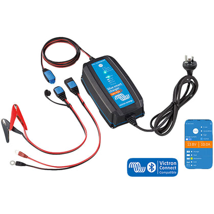 Victron Blue Smart IP65 SLA-LiFePO4 Charger 12V 15A