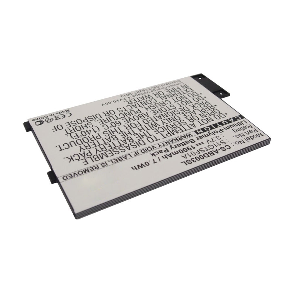 Amazon 170-1032-00 3.7V 1900mAh Li-Pol