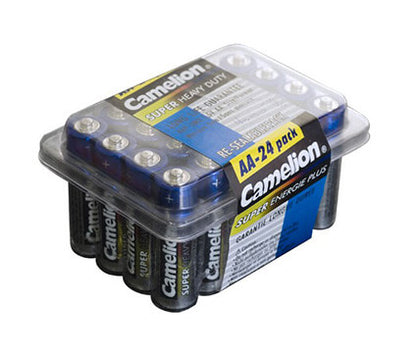 Camelion AA SHD 24 Bulk Pack - Battery Specialists