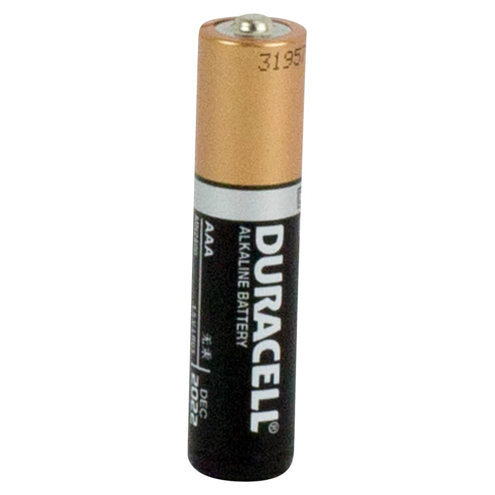Duracell Coppertop 1.5V AAA battery bulk box of 24