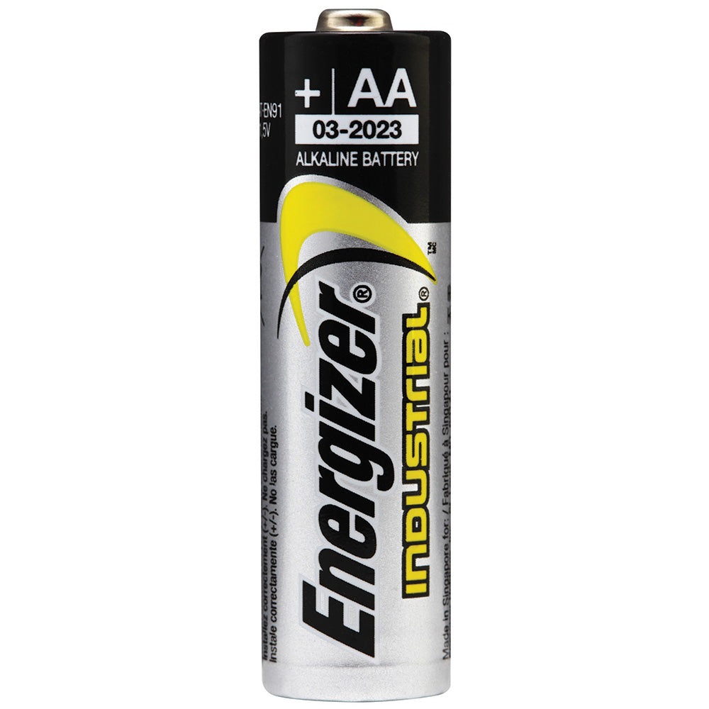 Energizer Industrial AA Battery Box of 24