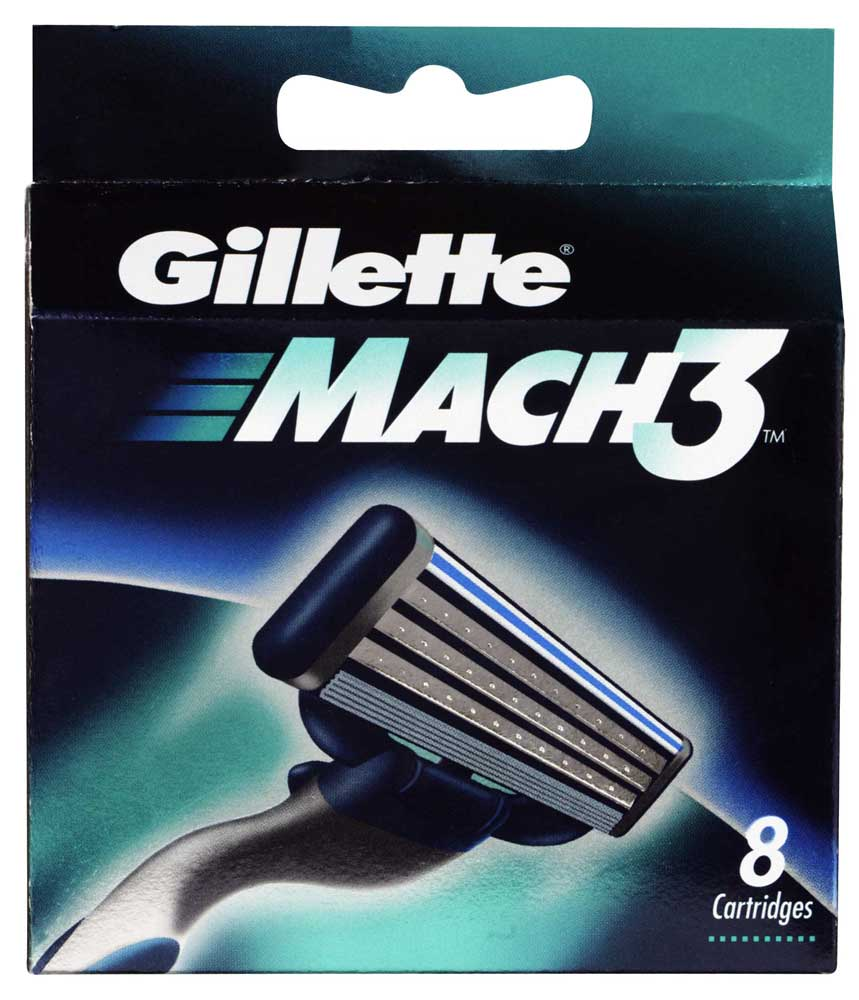 Gillette Mach3 Cartridge 8