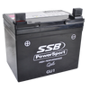 GU1 High Performance Gel Motorcycle Battery