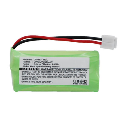 Stryka battery for Uniden BT-694 2.4V 700mAh Ni-MH