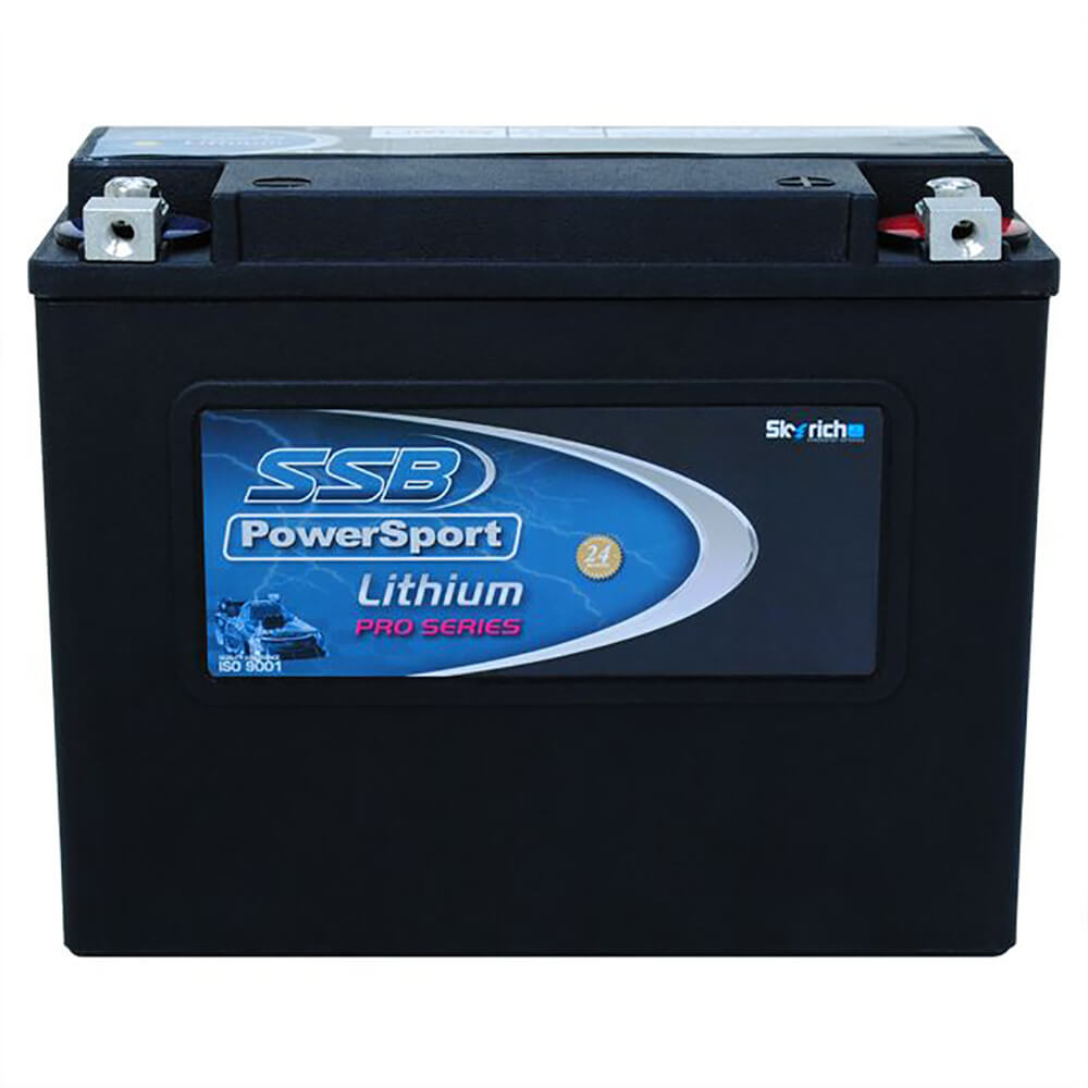 L-HVT-16V Ultra High Performance Lithium Ion Phosphate Drag Car Battery