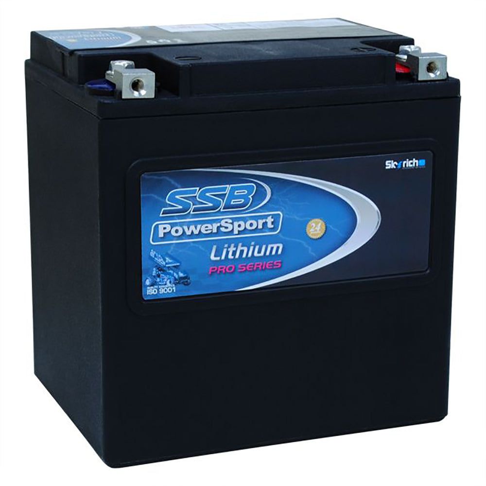 L-HVT-2 Ultra High Performance Lithium Ion Phosphate Race Car Battery