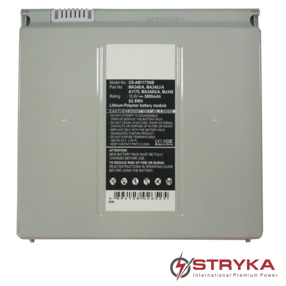 APPLE A1175 11.1V 5500mAh Li-ion