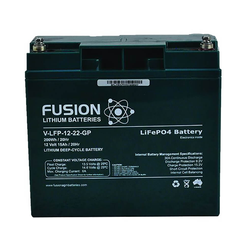 LFP-12-22-GP Lithium Ion Phosphate Deep-Cycle Battery