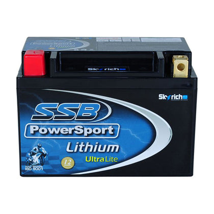 SSB Lithium Ultralite Series LFP9-BS - Battery Specialists