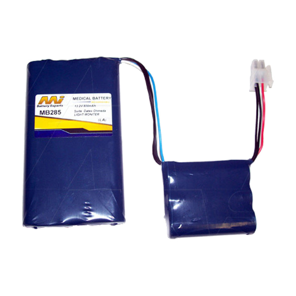 Medical battery suit. for Datex Ohmeda S5 Light Monitor FR-LMP1.02