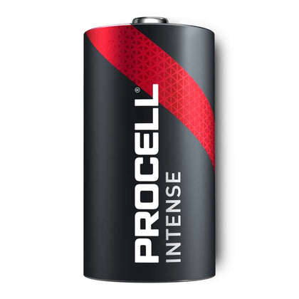 Procell INTENSE Power C Battery 1.5V Alkaline for HIGH DRAIN