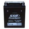 RB12A-A High Peformance AGM Motorcycle Battery