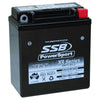RB3L-B High Peformance AGM Motorcycle Battery