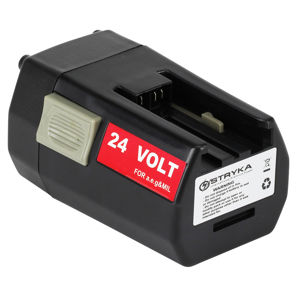 MILWAUKEE BXL24 24.0V 3000mAh Ni-MH