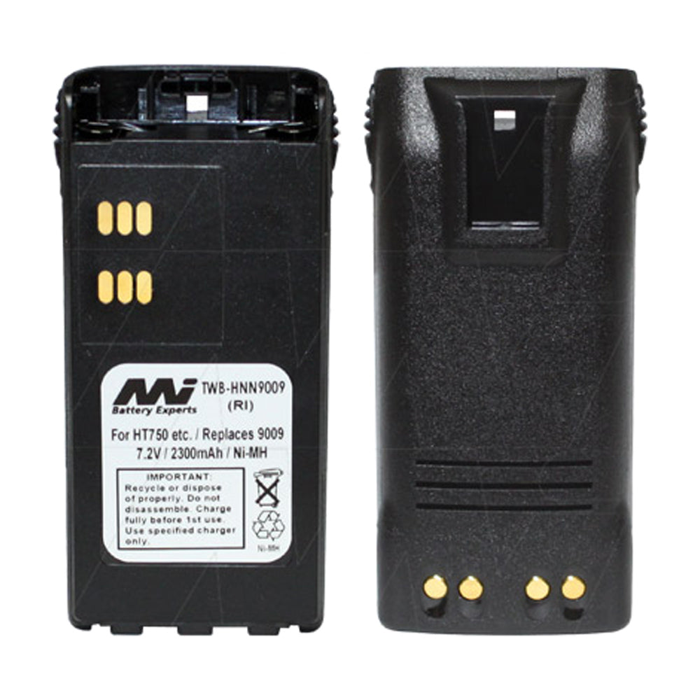 7.2V 2300mAh NiMH Two Way Radio battery suit. for Motorola