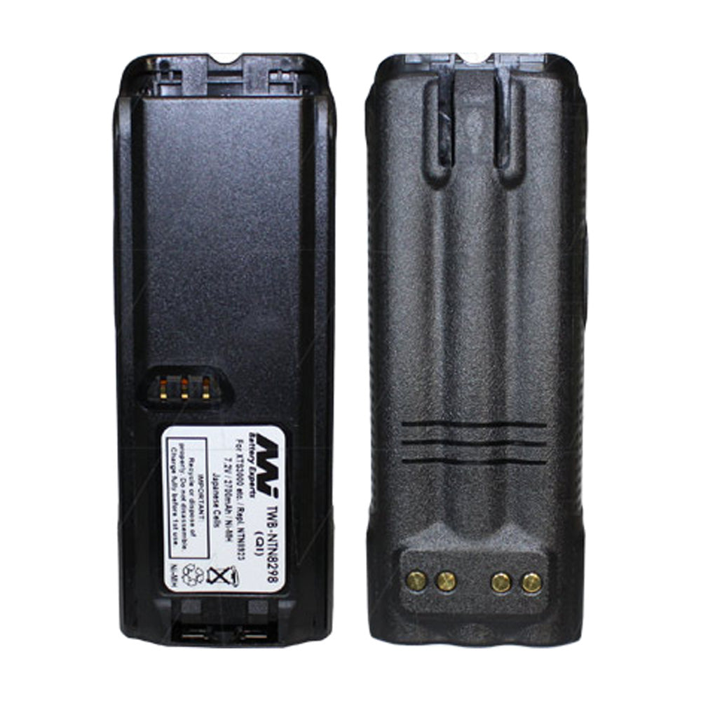 7.5V 2700mAh NiMH Two Way Radio battery suit. for Motorola
